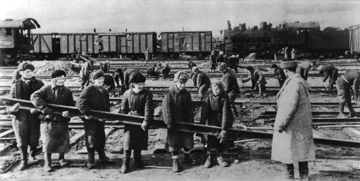 Restoration of railways