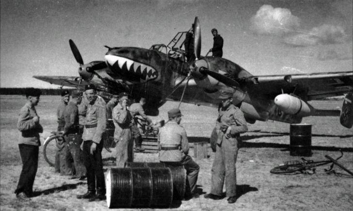 Messerschmitt Bf.110 E-1
