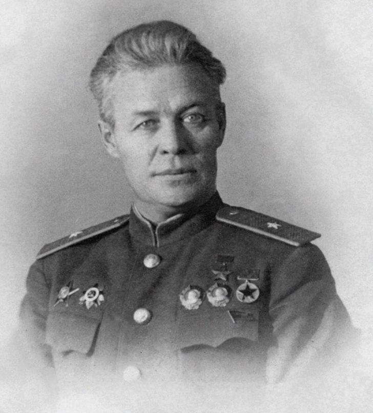 Major General Vasily S. Molokov