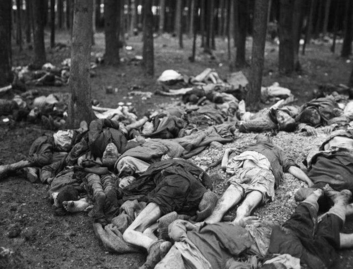 Lambach concentration camp prisoners