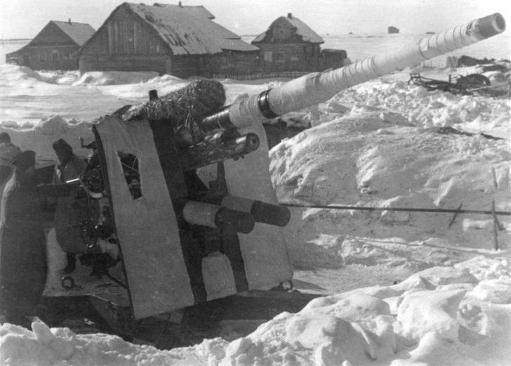 8.8 cm FlaK 36/37 anti-aircraft gun