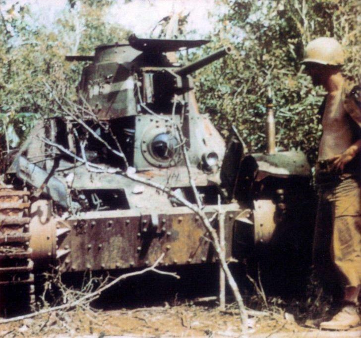 Type 95 Ha-Go light tank