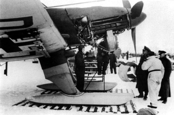 Ju.87B-2 / U4 dive bomber