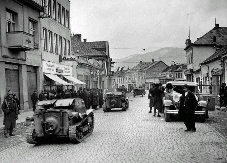 Fiat Ansaldo CV-35 tankettes