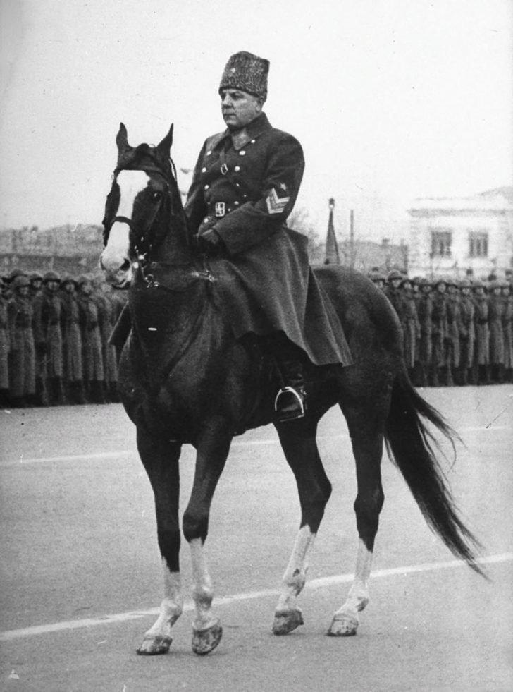 Marshal Clement Voroshilov