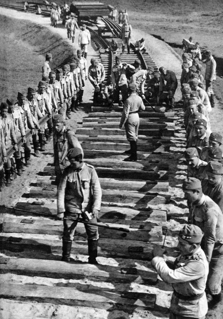 Czechoslovak engineering troops
