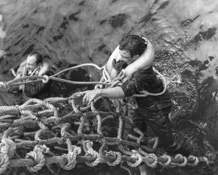 sailors from U-175