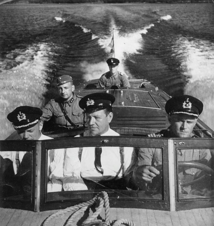 Finnish sailors