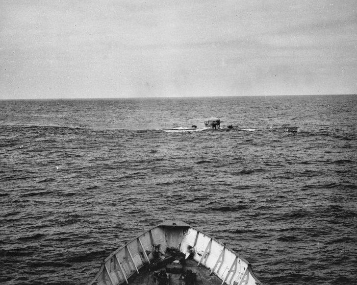 Spencer ship, U-175