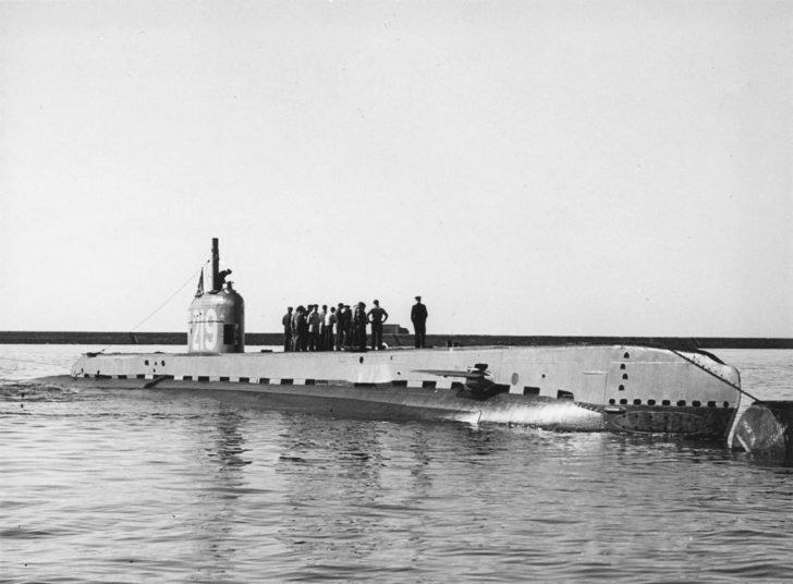 Seraph submarine