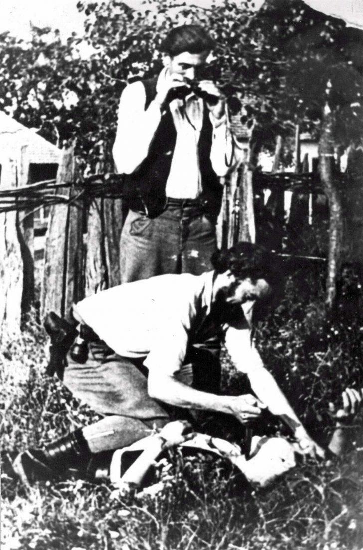 Chetniks, Serbian peasant