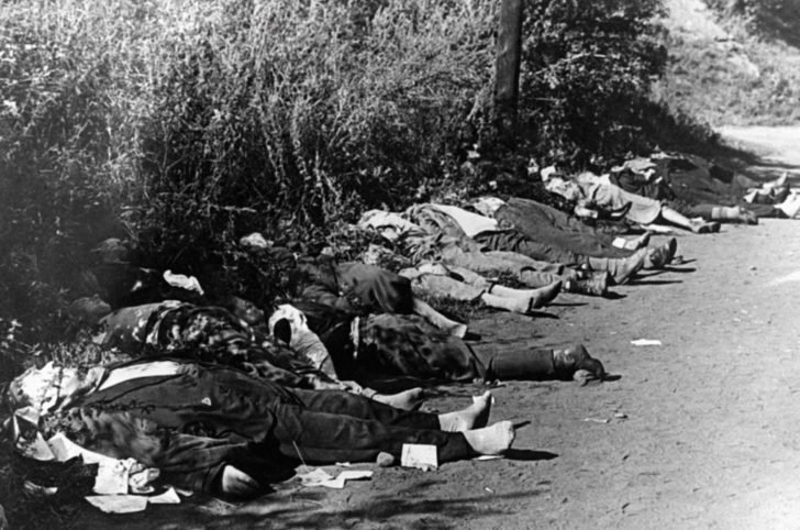 Killed civilians from the Bydgoszcz