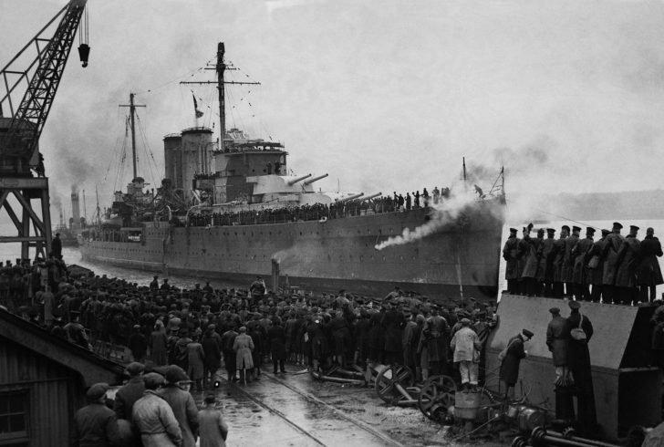 cruiser Exeter