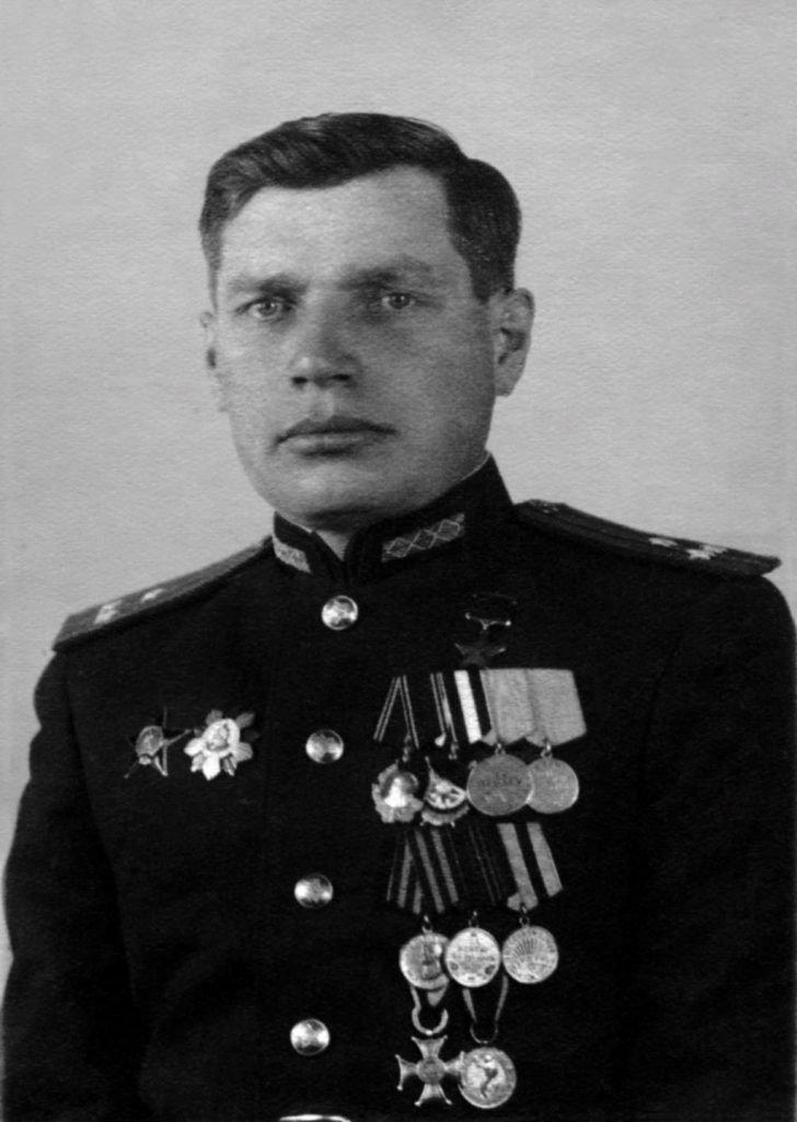 Colonel Alexei Ignatievich Negoda
