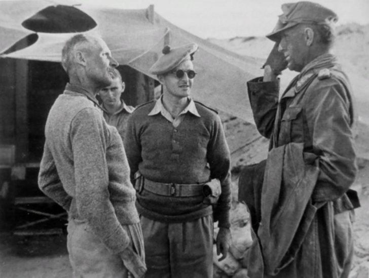 General Bernard Montgomery, General Wilhelm von Thoma