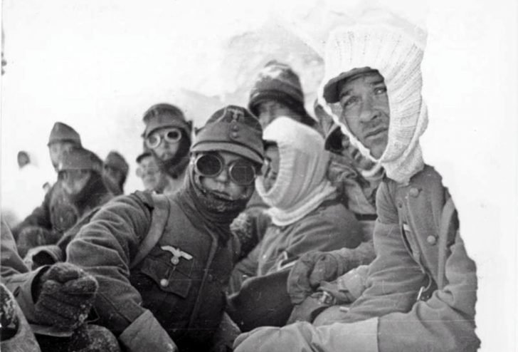 Gebirgsjäger in the Battle of Norway