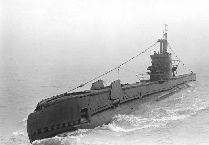 Simoom submarine
