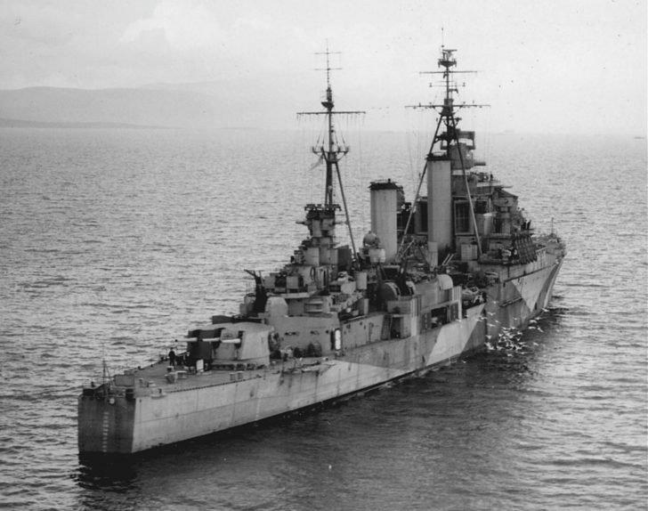 Swiftsure light cruiser