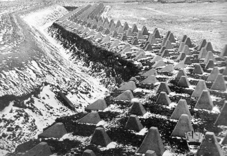 Siegfried defense line
