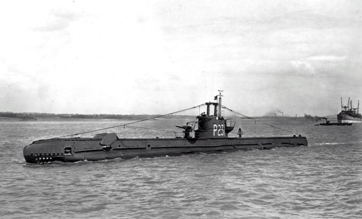 Stoic submarine
