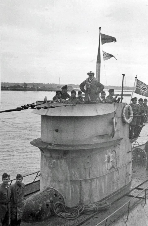 U-124 submarine
