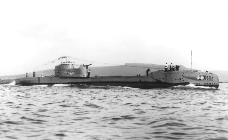 Thule submarine