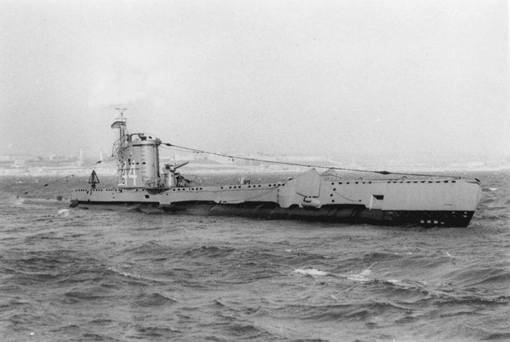 United submarine