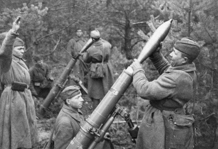 PM-38 120-mm mortar