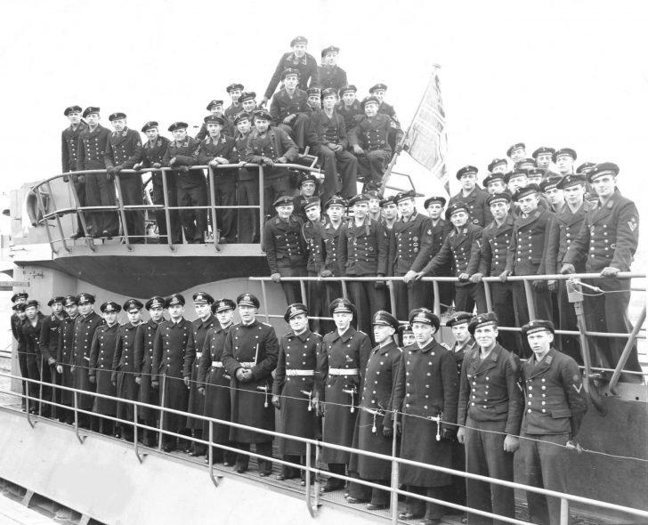 U-873 submarine