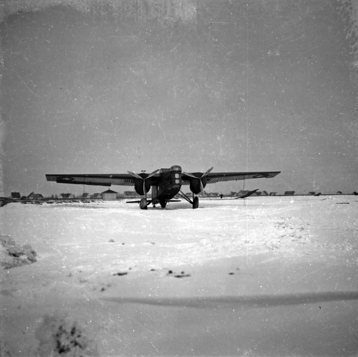 Bloch MB.200 medium bomber