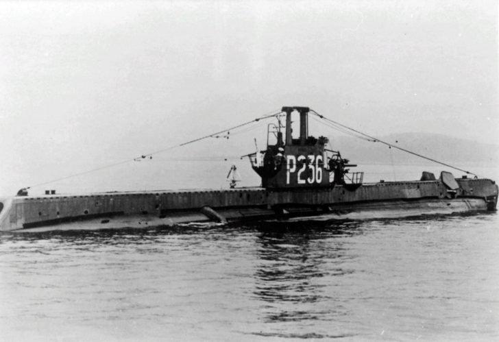 Spark submarine