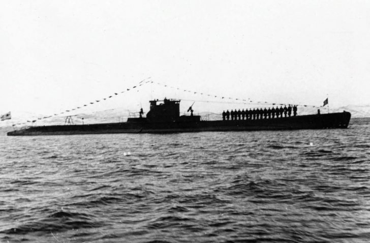 Shch-114 submarine