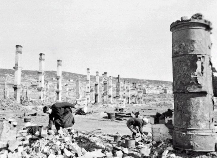 ruins of Murmansk