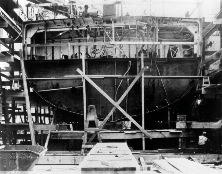 USS Menges DE-320
