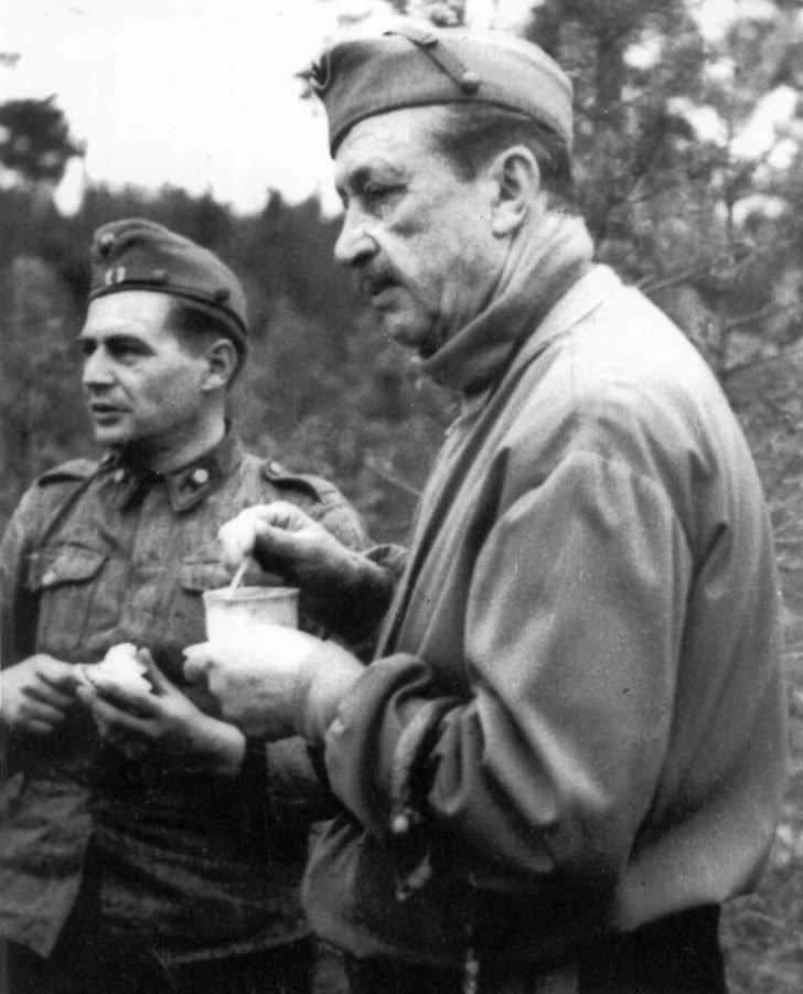Marshal Mannerheim