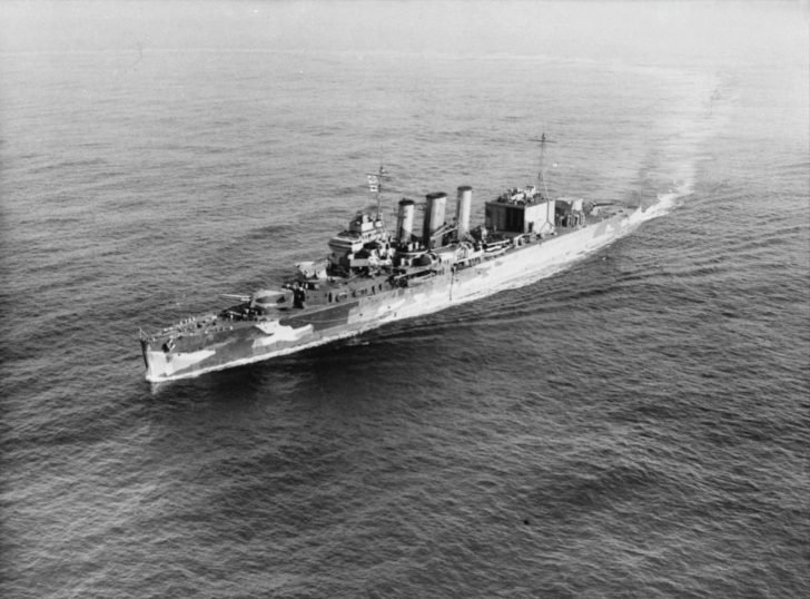 Suffolk Heavy Cruiser
