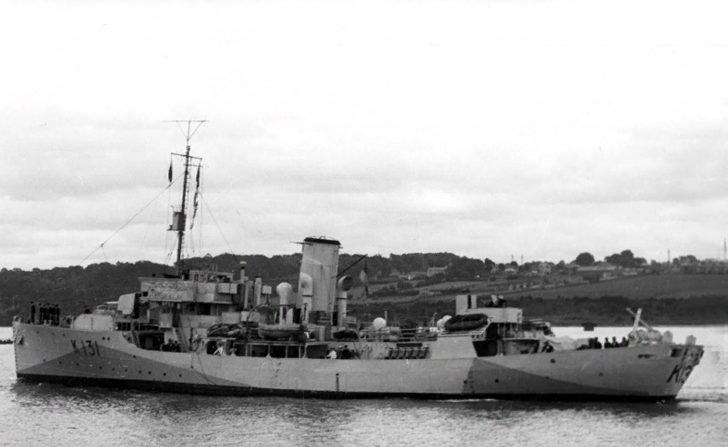 Chilliwack corvette