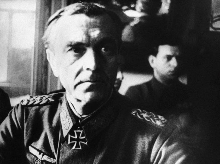 Field Marshal Friedrich von Paulus