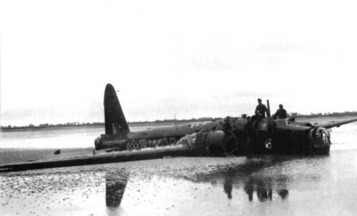 Vickers Wellington B Mk. IV bomber