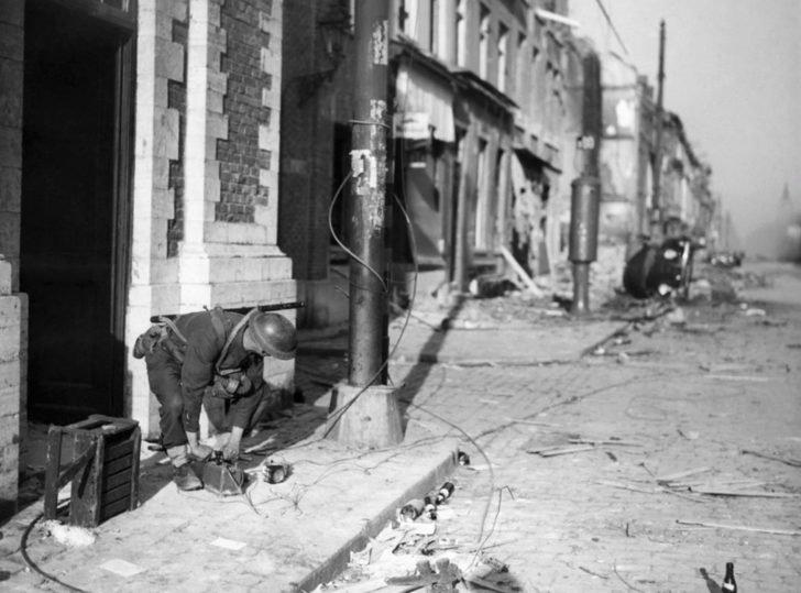 British demolition man