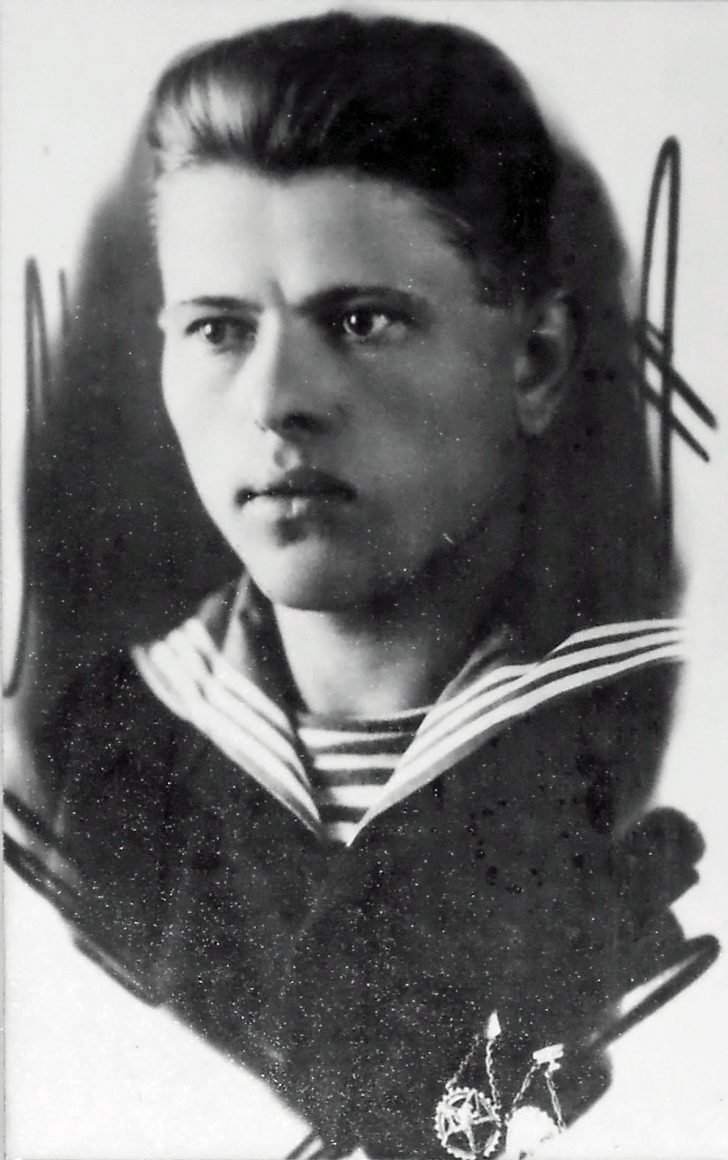foreman D.P. Tsyganenko