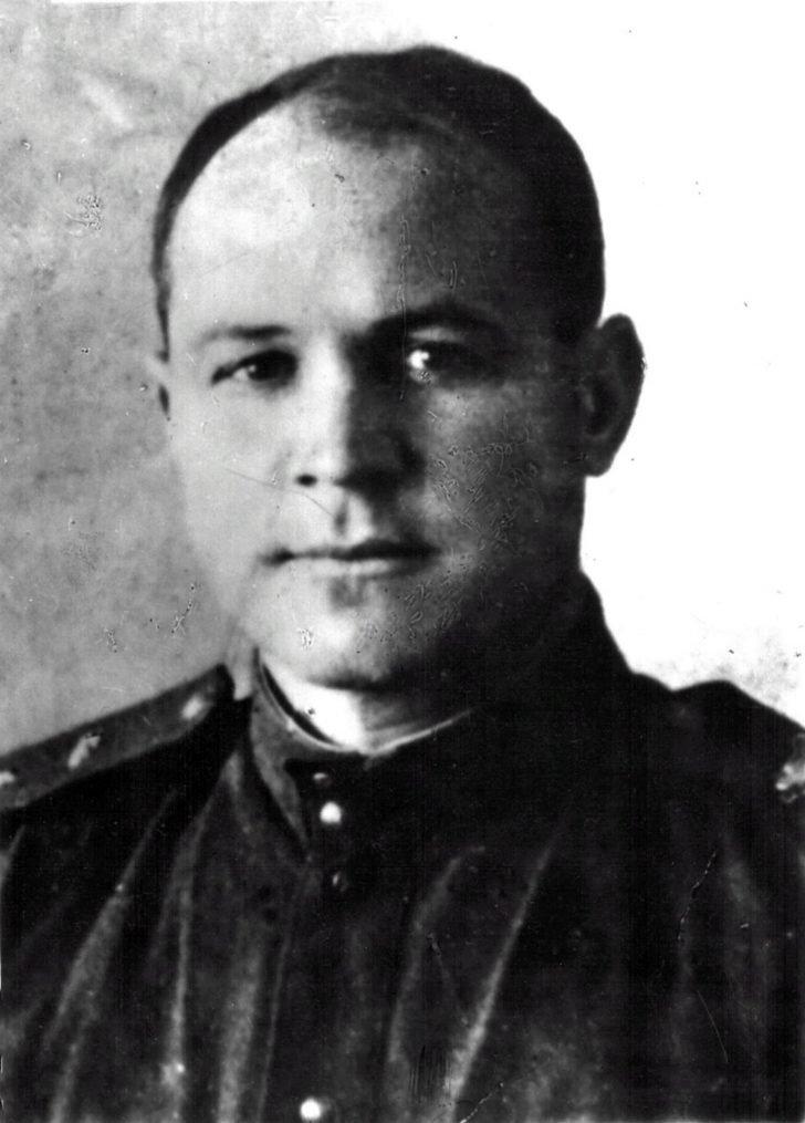 captain Pavel Konovalov