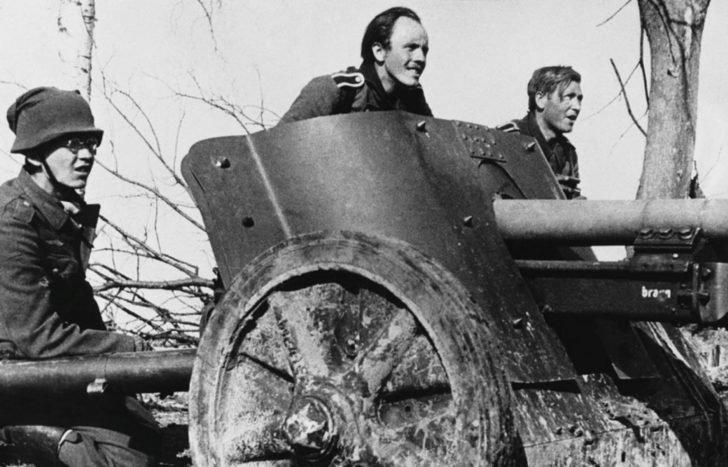 PaK 38 anti-tank gun
