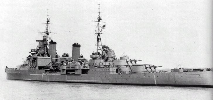 Manchester light cruiser