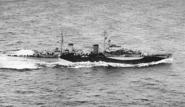 Spartan light cruiser