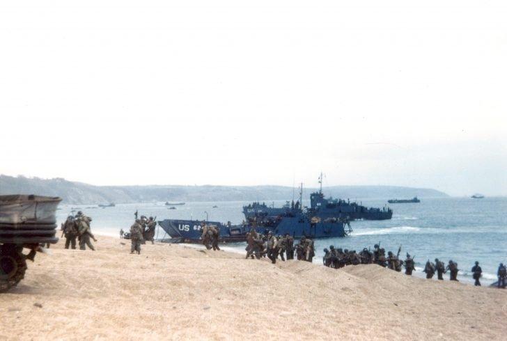 Allied landings in Normandy