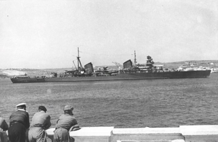 cruiser Molotov