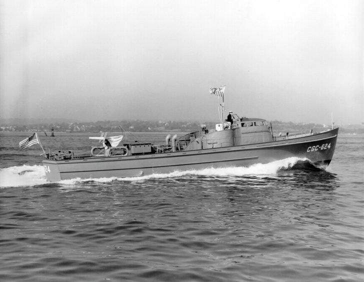 SGS-624 US Ship