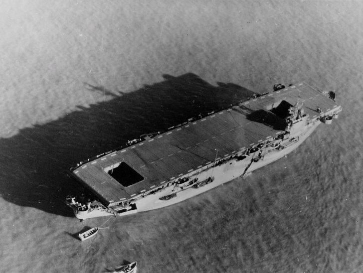 Stalker aircraft carrier