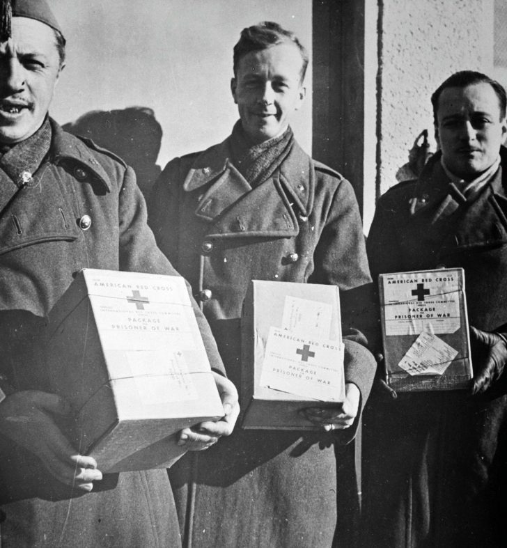 Belgian prisoner officers